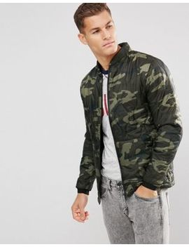 Esprit Camo Printed Jacket by Esprit