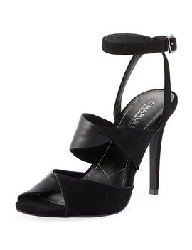 Radley Mixed Leather Sandal by Charles By Charles David