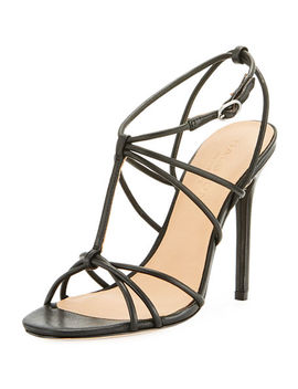 Anita Strappy High Heel Sandal by Halston Heritage