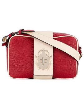 Zipped Crossbody Bag by Red Valentino
