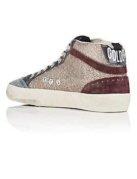 Women's Mid Star Sneakers by Golden Goose