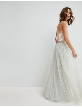 Needle & Thread Maxi Tulle Skirt by Needle & Thread