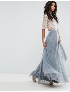 Needle & Thread Tulle Maxi Skirt by Needle & Thread
