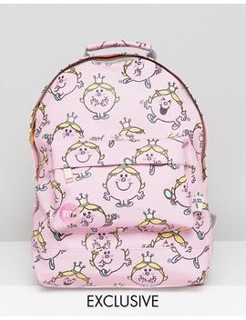 Mi Pac Exclusive Little Miss Princess Mini Backpack by Mi Pac