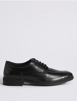 Tramline Lace Up Shoes by Marks & Spencer