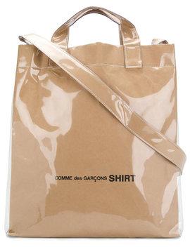 Shopping Tote Bag by Comme Des Garçons Shirt