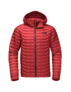 Thermo Ball Hooded Insulated Jacket   Men's by The North Face