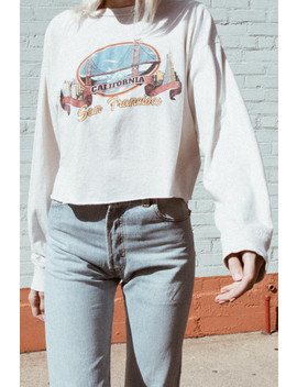 Camila San Francisco Top by Brandy Melville
