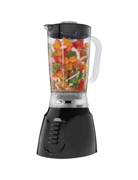 Mainstays 1.5 L,6 Speed Blender, Black by Mainstays