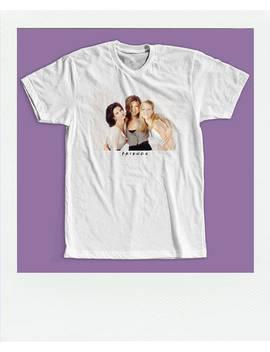 Girls From Friends T Shirt / Friends T Shirt / Friends Gift T Shirt / Friends Tv Show Clothing / Central Perk T Shirt / Vintage T  Shirt by Etsy