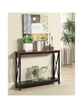 Convenience Concepts Oxford Console Table by Convenience Concepts