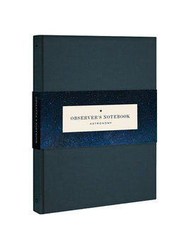 Observer's Notebook: Astronomy by Think Geek