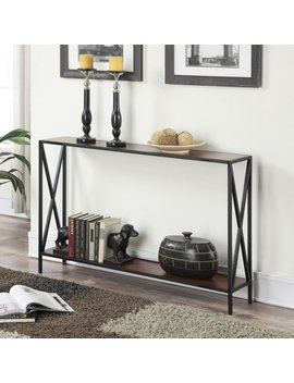 Convenience Concepts Tucson Console Table by Convenience Concepts
