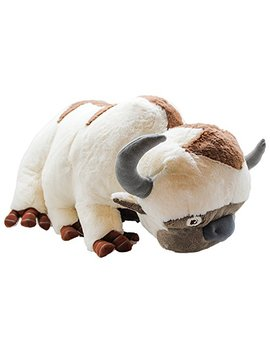"Avatar Appa Plush 30"" by Nickelodeon Universe"