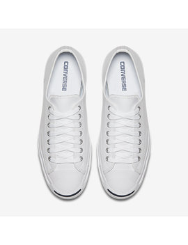 Converse Jack Purcell Tumbled Leather by Nike