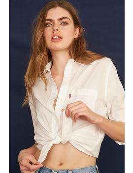 Levis Ryan One Pocket Boyfriend Shirt by Forever 21