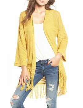 Fringe Cardigan by Bp.