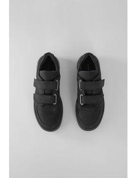 Perey Nubuk Black by Acne Studios