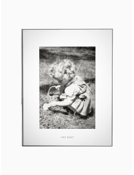 In A Word 5x7 Frame by Kate Spade