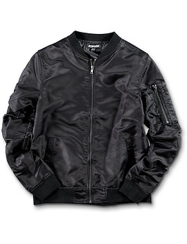 Elwood Boys Black Bomber Jacket by Elwood