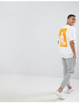 Hnr Ldn Oversized Back Print T Shirt by T Shirt