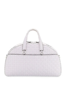 Rockstud Quilted Zip Around Bowling Bag by Valentino Garavani