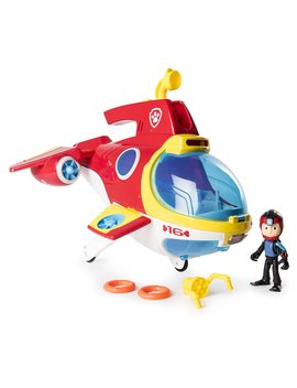 Paw Patrol – Sub Patroller Transforming Vehicle With Lights, Sounds And Launcher by Paw Patrol