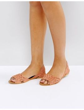 Asos Juna Suede Summer Shoes by Asos Collection
