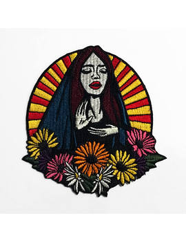 Patch Sale: Lana Del Rey Saint Patch   Lust For Life   Tropico   Hollywood Los Angeles by Etsy