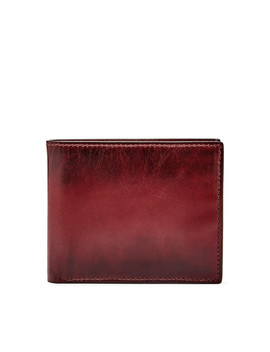 Paul Rfid Bifold With Flip Id by Fossil