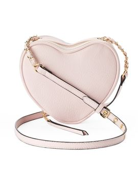 Juicy Couture Romie Heart Crossbody Bag by Kohl's