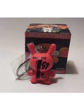 Kidrobot Dunny Andy Warhol Keychain Series   Giant Size $1.57 1.5in Mini Figure by Ebay Seller