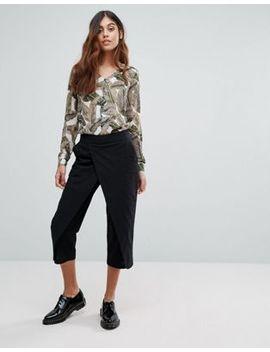 Vero Moda Layered Trousers by Vero Moda