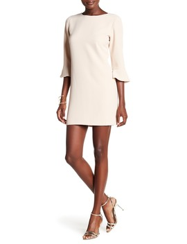 Matilda Ruffle Shift Dress by Cooper & Ella