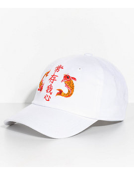 Empyre Always 2 White Dad Hat by Empyre
