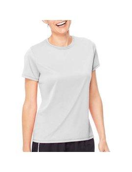 Hanes Sport Women's Cool Dri Performance T Shirt (50+ Upf) by Hanes