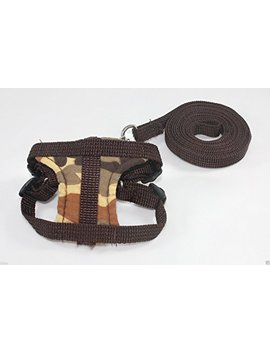 Leashes Lead Pet & Soft Harness,Guinea Piglet,Rat,Hamster,Ferret,Prairie Dog And An Small Pets by Unknown