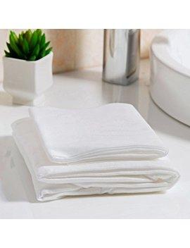2 X Disposable Bath Towel,Travel Essential Disposable Towel,Sport Towel ,Travel Supplies Portable Drying Face Towel,2 Pack(One Towel + One Bath Towel) by Fanverim