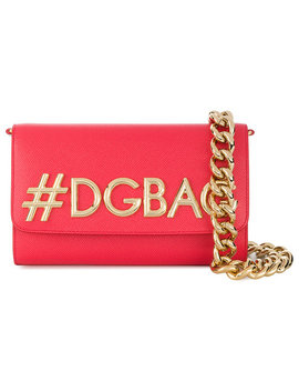 Dg Millennials Crossbody Bag by Dolce & Gabbana