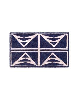 Bridgeport Aztec Handwoven Doormat by Foundry Select