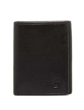Gramercy Slim Tri Fold Wallet by Original Penguin