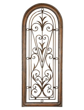 Cristy Small Metal Wall Art by Uttermost