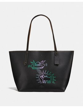 Coach X Keith Haring Market Tote by Coach