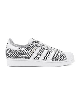Adidas Superstar Snake Big Kids Style: B25739 Wht Size: 6.5 Y Us by Adidas Originals