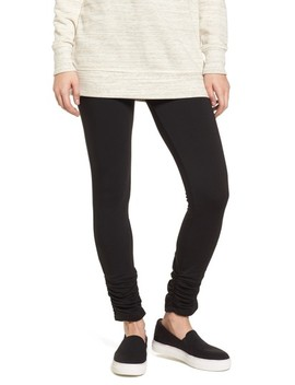 Off Duty Side Ruched Leggings by Caslon®