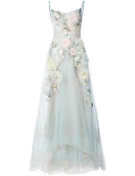 Embellished Ball Gown by Marchesa Notte