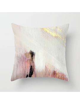Throw Pillow by Alyssa Hamilton Art