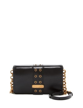 Lock & Strap Small Leather Crossbody Bag by Marc Jacobs
