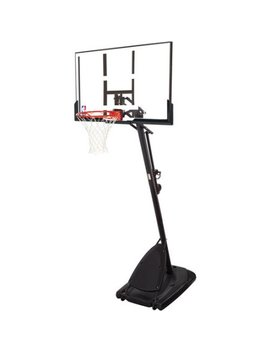 "Spalding Nba 54"" Polycarbonate Backboard by Spalding"