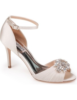 Sabrina Ankle Strap Sandal by Badgley Mischka